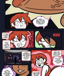 Run Robin Run 030 and Gay furries comics