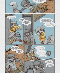 Sheath And Knife 2 025 and Gay furries comics