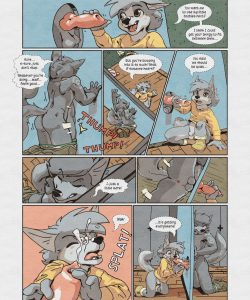 Sheath And Knife 2 030 and Gay furries comics