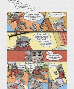 Sheath And Knife 2 041 and Gay furries comics