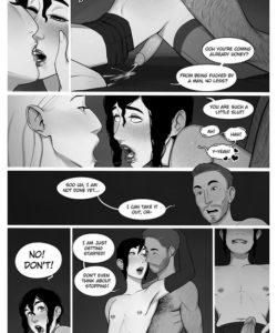 Short Femboy Comic 008 and Gay furries comics
