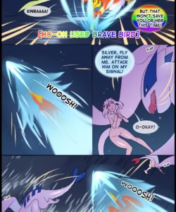 Silver Soul 2 gay furry comic