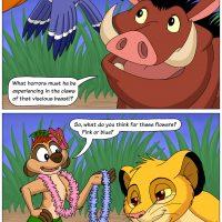 Simba Sex gay furry comic