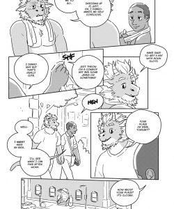 Sir Chris And The Dragon gay furries