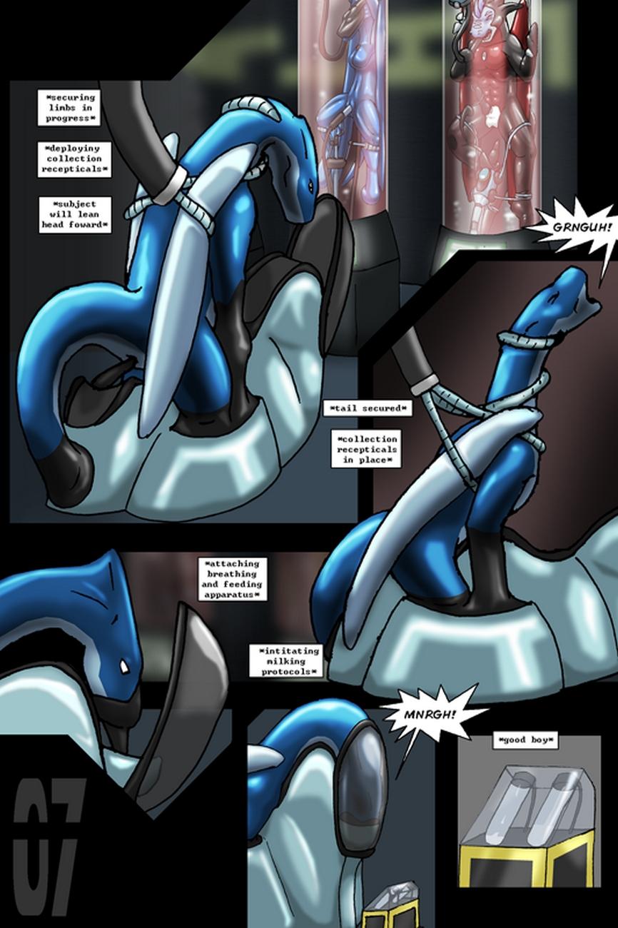 007 Porn slave-ball-007 - gay furry comics