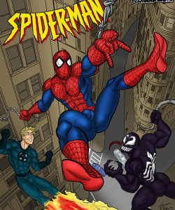 Spider-Man gay furries