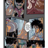 Super Sons - My Best Friend gay furry comic