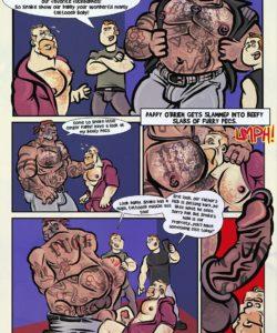 Tattoo Beast 002 and Gay furries comics