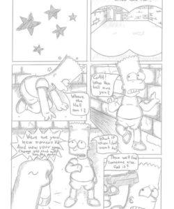 The Bart Files gay furry comic
