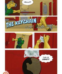 The Keychain gay furry comic