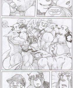 The Legacy Of Celune's Werewolves 3 gay furries