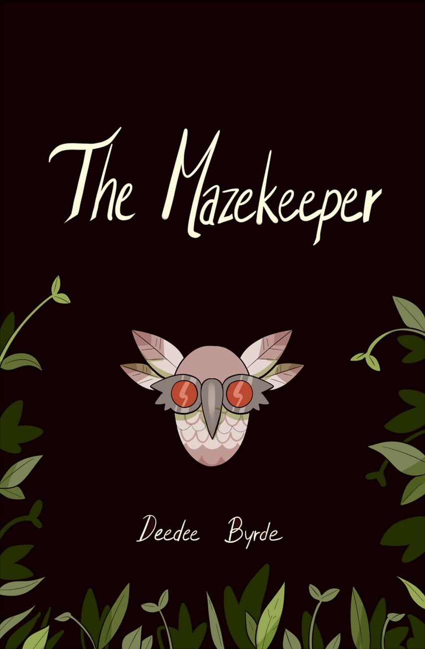 The Mazekeeper gay furry comic