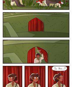 The Mazekeeper 002 and Gay furries comics