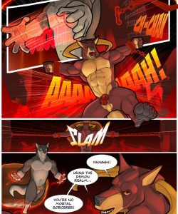 The Summoner 004 and Gay furries comics