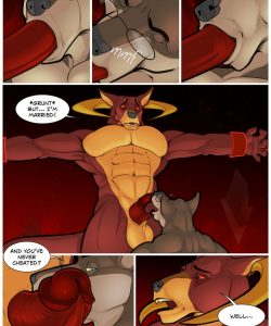 The Summoner 006 and Gay furries comics
