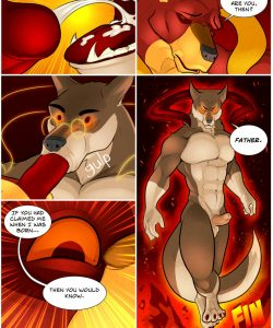 The Summoner 011 and Gay furries comics