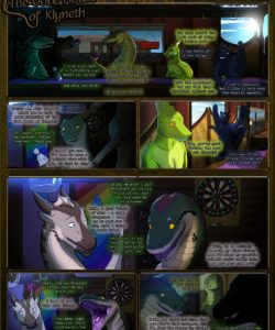 The Vore House Of Klyneth 2 001 and Gay furries comics