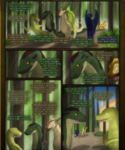 The Vore House Of Klyneth 2 002 and Gay furries comics