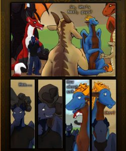The Vore House Of Klyneth 2 012 and Gay furries comics