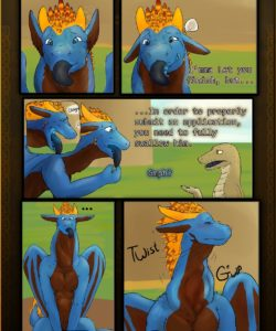 The Vore House Of Klyneth 2 018 and Gay furries comics