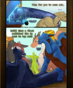 The Vore House Of Klyneth 2 020 and Gay furries comics