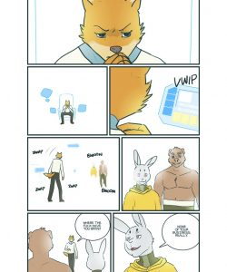 Threshold 4 gay furry comic