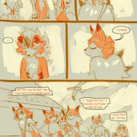Trust Me + I Trusted You gay furry comic