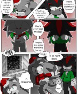 Twelve Pages Of Sonadow 004 and Gay furries comics