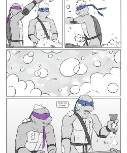 Two For Dinner 005 and Gay furries comics