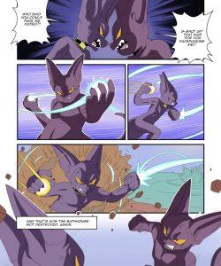 A Deal Among Gods 012 and Gay furries comics