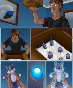 A Digital Mindset gay furry comic
