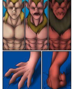 A Gargoyles Desire 008 and Gay furries comics