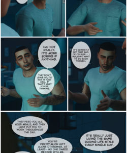 A Helping Hand 010 and Gay furries comics