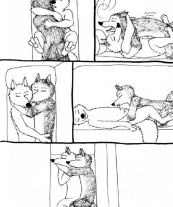 After Work 004 and Gay furries comics