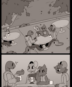 All You Need 005 and Gay furries comics