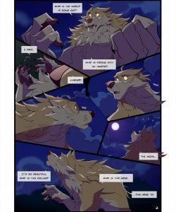 Alpha-9 1 003 and Gay furries comics