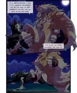 Alpha-9 1 007 and Gay furries comics