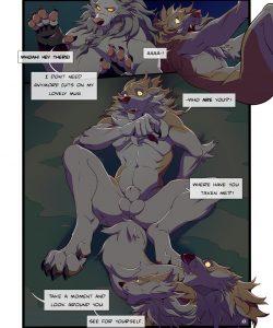 Alpha-9 1 009 and Gay furries comics