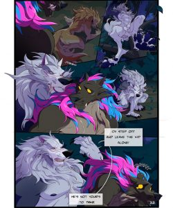 Alpha-9 1 013 and Gay furries comics