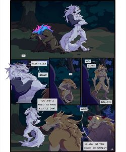 Alpha-9 1 014 and Gay furries comics