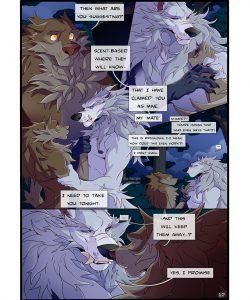 Alpha-9 1 018 and Gay furries comics