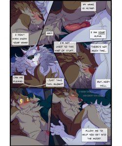Alpha-9 1 021 and Gay furries comics