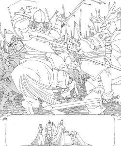 Ambrosia, Arbutus 002 and Gay furries comics