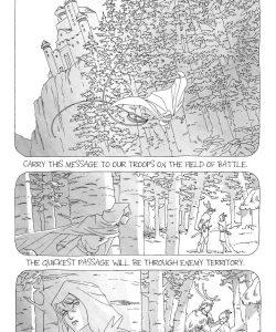 Ambrosia, Arbutus 003 and Gay furries comics