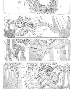 Ambrosia, Arbutus 004 and Gay furries comics