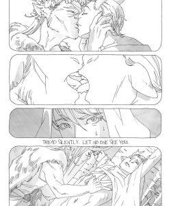 Ambrosia, Arbutus 005 and Gay furries comics