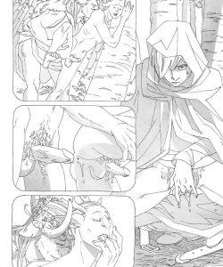 Ambrosia, Arbutus 006 and Gay furries comics