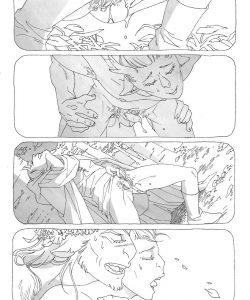 Ambrosia, Arbutus 007 and Gay furries comics