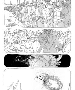 Ambrosia, Arbutus 009 and Gay furries comics