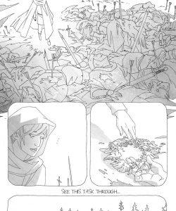 Ambrosia, Arbutus 010 and Gay furries comics